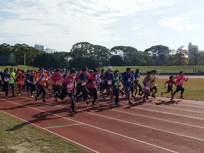 平和台リレーマラソン2018